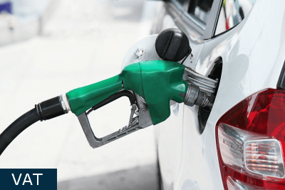 Podatek VAT od paliwa do samochodów
