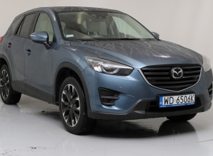 Mazda CX5  5 2.5 Skypassion i-ELoop