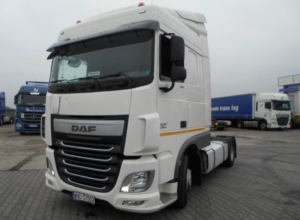 DAF- XF 460 FT 4x2 LD SpaceCab 462 KM