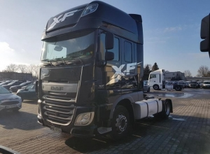 DAF- XF 460 FT 4x2 SuperSpaceCab 462 KM