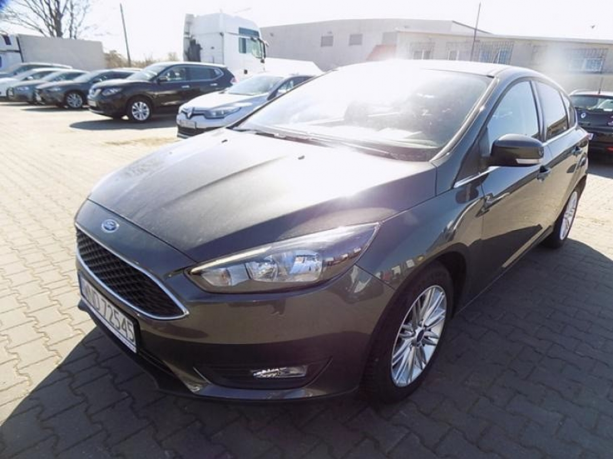 FORD- FOCUS 1.6 SYNC Edition