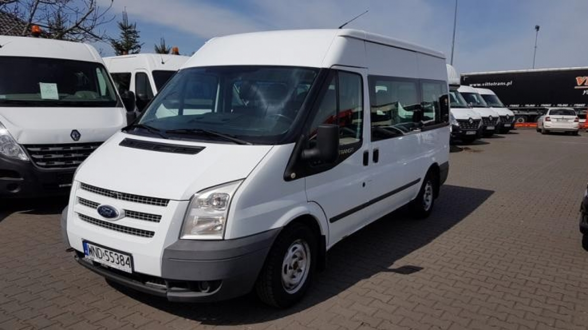 FORD- TRANSIT FT 300M Trend 140KM