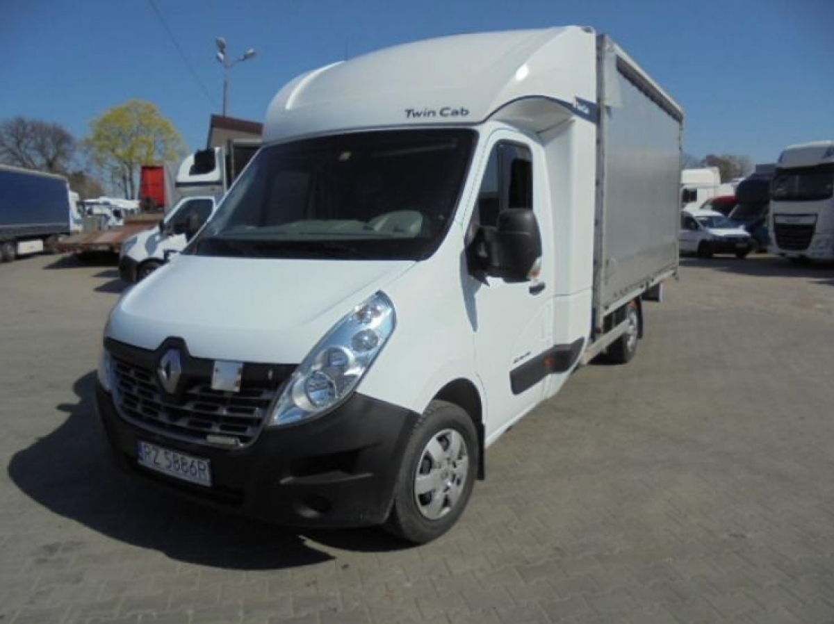 RENAULT- MASTER dCi L3 Pack Clim 170KM
