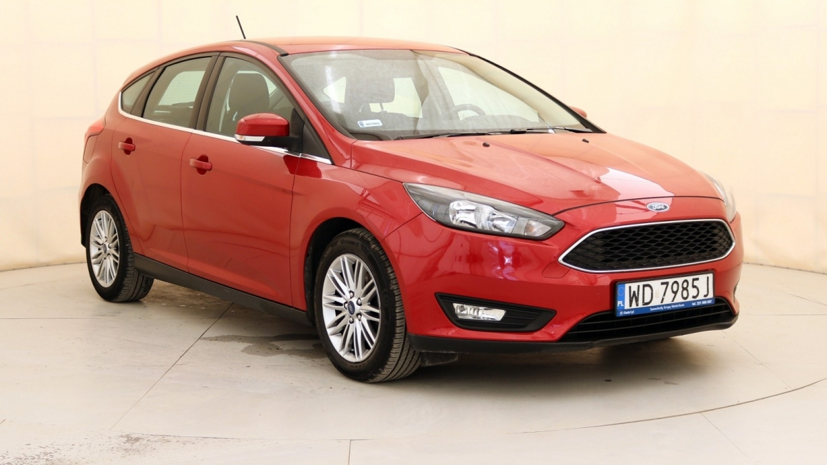 FORD FOCUS  1.6 SYNC EDITION