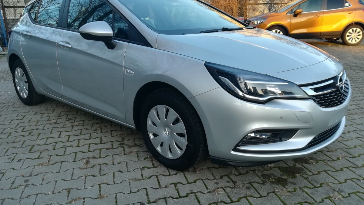 OPEL ASTRA  1.4T 125KM MT6 ENJOY